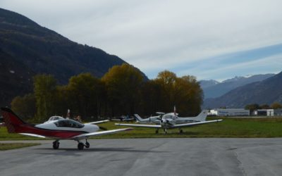 Fly-In Raclette im Rarogne